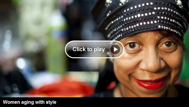 women aging with style cnn video