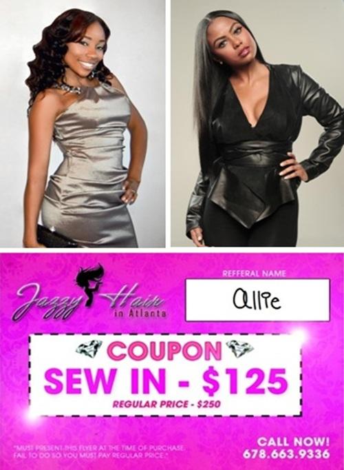 jazzy hair coupon black hair jasmine milling celebrity stylist