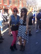 Jessica & Ruthli