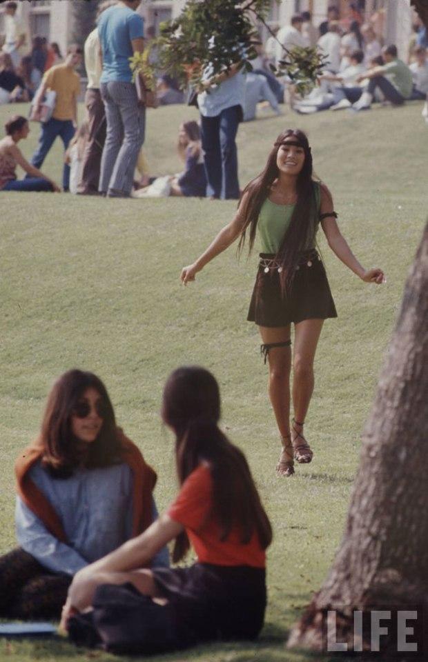 1960s 1970s Fashion TIME 001