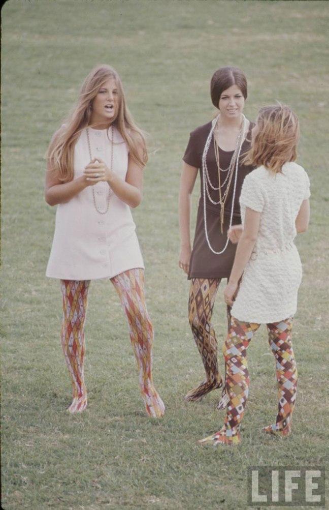 1960s 1970s Fashion TIME 003