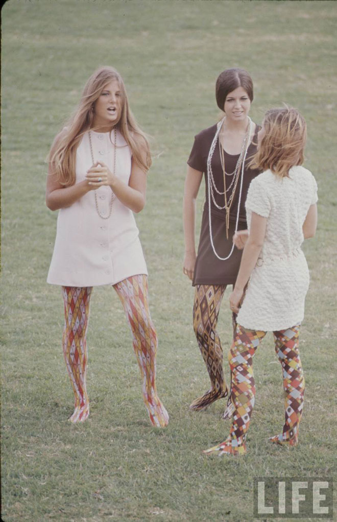 1960s 1970s Fashion TIME 003