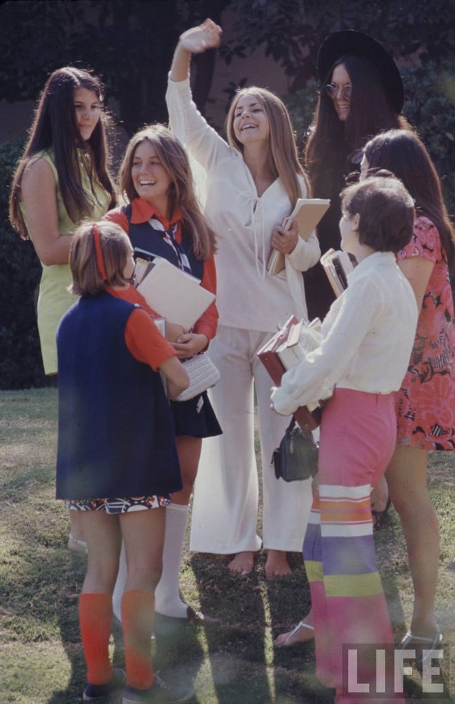 1960s 1970s Fashion TIME 005