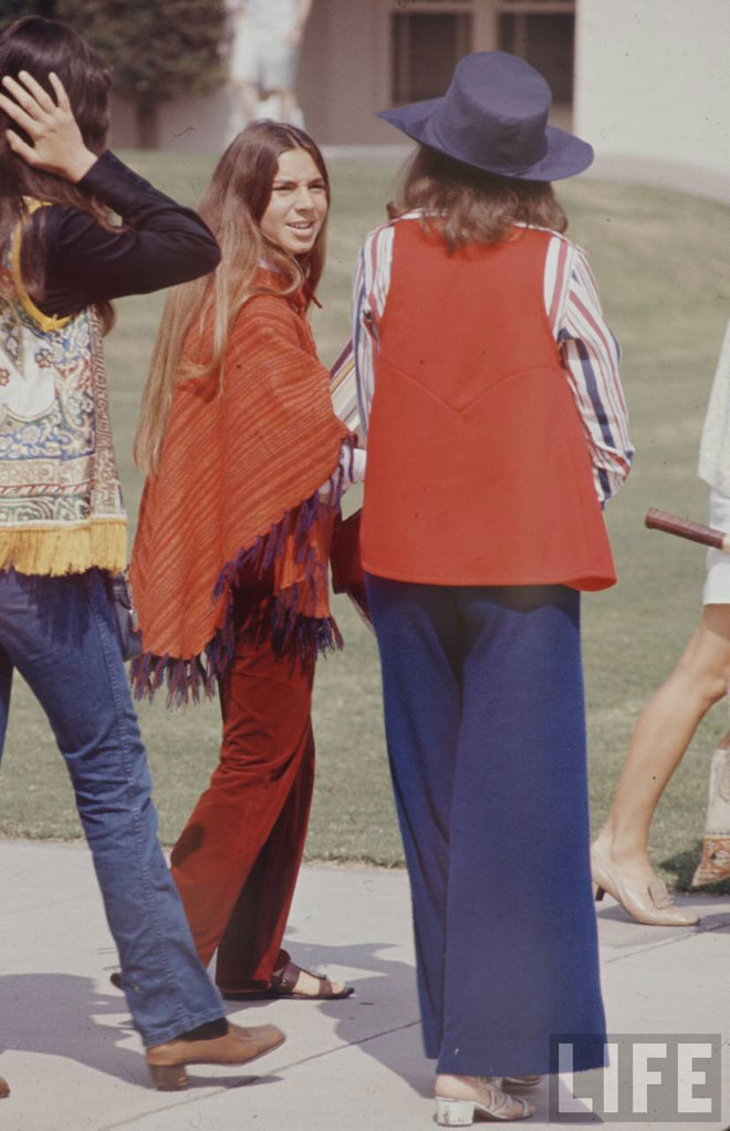 1960s 1970s Fashion TIME 006