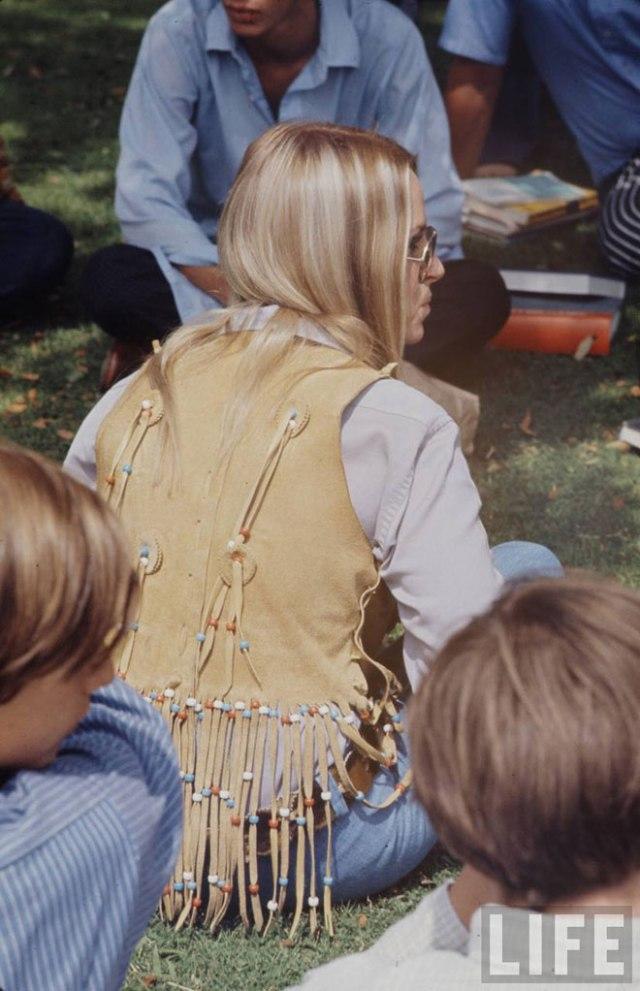 1960s 1970s Fashion TIME 007