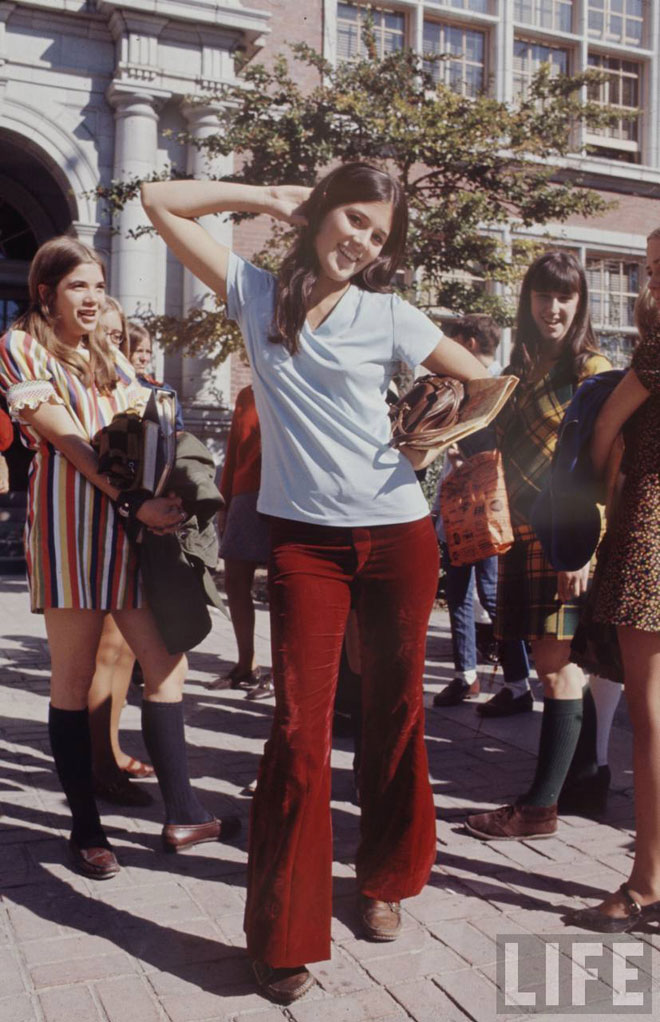 1960s 1970s Fashion TIME 008