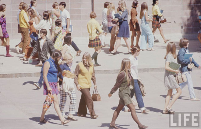 1960s 1970s Fashion TIME 010