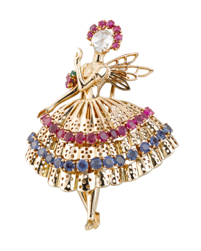 Ballet Precieux Collection-Van Cleef & Arpels