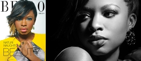 Naturi Naughton For Bello Mag + Power Series Premiere