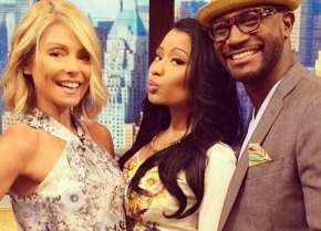 Nicki Minaj talks NEW VIDEO w/ Kelly & Michael