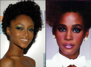 TRENDING: Yaya DaCosta Will Play Whitney Houston In Lifetime Biopic