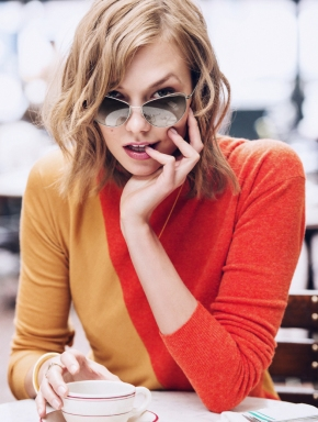 Warby Parker  x  Karlie Kloss Sunglasses Collaboration [SO CUTE!]