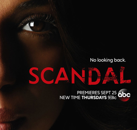 Great TV Show Premiering THIS WEEK + Scandal-Inspired Looks