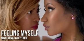 "Nicki Minaj & Beyoncé dropped ""Feeling Myself"" Video Exclusively on Tidal, but it leaked on YouTube (WATCH ITNOW!)"