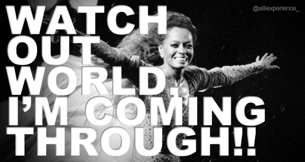 diana ross motivation quote