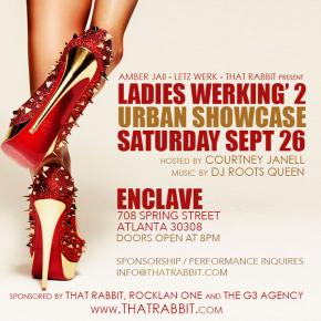 Ladies Werkin' Showcase featuring Havok Jones + Lynn Tate +More!!