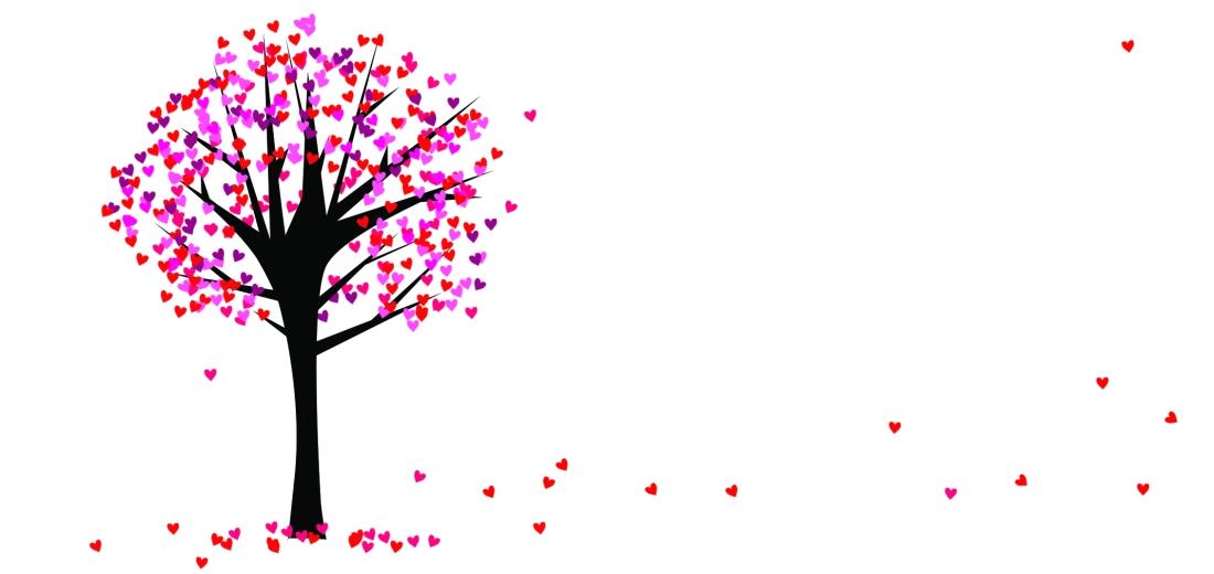 Love Tree Card